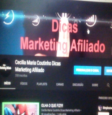 Grupo WhatsApp - Dicas Marketing Afiliado